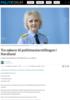 Tre søkere til politimesterstillingen i Nordland