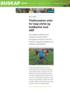 Triatlonutøver avler for topp ytelse og holdbarhet med NRF