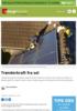Trønderkraft fra sol