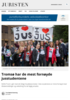 Tromsø har de mest fornøyde jusstudentene