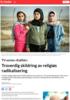 Troverdig skildring av religiøs radikalisering