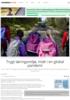 Trygt læringsmiljø, midt i en global pandemi