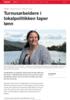 Turnusarbeidere i lokalpolitikken taper lønn