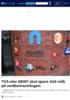 TV3-eier NENT skal spare 240 mill. på nedbemanningen