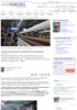 Tyskerne konkretiserer ambisiøse jernbaneplaner