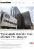 Tysklands største avis starter TV-stasjon