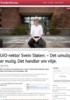 UiO-rektor Svein Stølen: - Det umulige er mulig. Det handler om vilje.