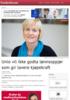 Unio vil ikke godta lønnsoppjør som gir lavere kjøpekraft