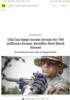 USA har kjøpt norske droner for 700 millioner kroner: Bestiller flere Black Hornet