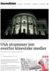 USA strammer inn overfor kinesiske medier