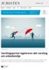Varslingsportal registrerer økt varsling om arbeidsmiljø