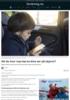 Vet du hvor mye barna dine ser på skjerm?