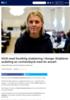 VICE med forsiktig etablering i Norge: Etablerer avdeling av contentbyrå med én ansatt