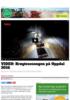 VIDEO: Brøytesesongen på Oppdal 2016
