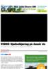 VIDEO: Gjødselkjøring på dansk vis