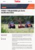 VIDEO: Tilbakeblikk på Årets landbruksvideo