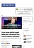 Visjon Norge-sjef Jan Hanvold hevder han er drapstruet etter NRKs Brennpunkt-dokumentar
