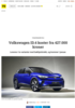 Volkswagen ID.4 koster fra 427.000 kroner