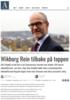 Wikborg Rein og Schjødt på topp